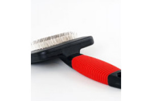 Skin&Hair Brush w/soft grip