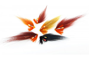 FF Hairwing Flies Single